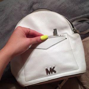 Michael Kors mini backpack!